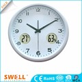 2018 NEW cheap gift quartz clock promotion clock with elegant design and low price S628C
