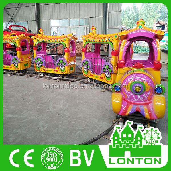 Kids Rides For Shopping Centers Tourist Train Outdoor Kids Train