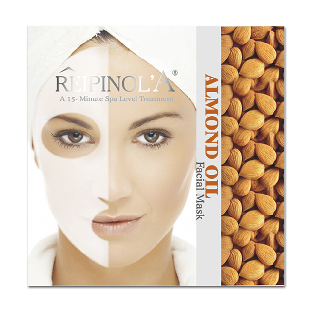 hot sale natural skin care high quality almond oil silk facial