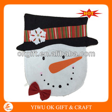 2014 New Design Christmas Chair Cover