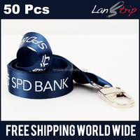 Customzied Lanyards | Logo neck Lanyards | no minimum order custom lanyards | Screen Printed Cheap Lanyards