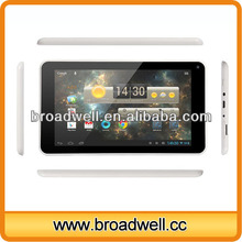High Quality Rockchip 3026 Dual Core Cortex A9 1.0GHz 7 inch android in me tablet