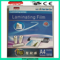 photos paper hot laminating film for photo laminating