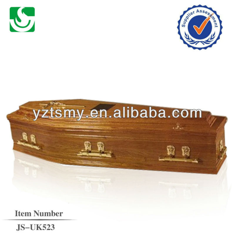 wholesale European coffin sales