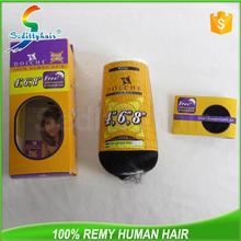 OEM manufacturers private label human hair with short lead time