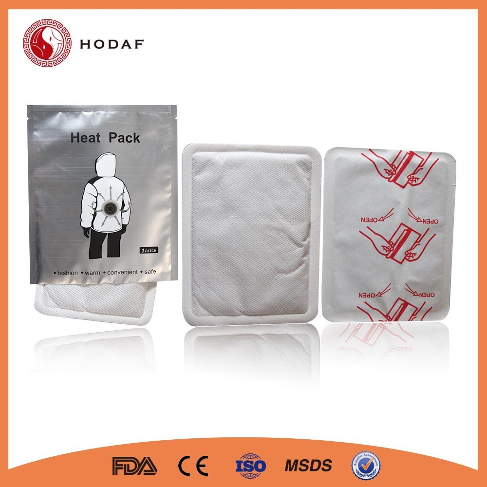 OEM Full Body Warmers Pack for Emergency Disaster Survival