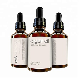 Morocco Wholesale Certificated Factory Private Label Organic Import 100% Pure Natural Argan Oil for Hair Treatment