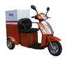 trade assurance china factory 3 wheel electric cargo tricycle