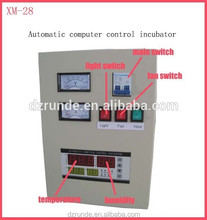 CE approved egg incubator controller XM-28 temperature & humiditiy controller for chicken egg incubator