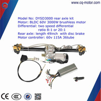 e tricycle complete kit(without body), e- rickshaw parts/ axle/ controller/head light/ rim/ tyre/ spring leaf/ throttle cq motor