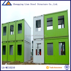 Workshop Prefabricated Modular Container Office