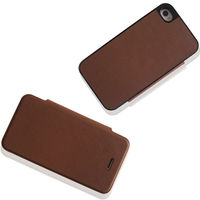custom leather case for iphone 4