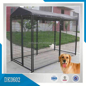 Chain Link Dog Kennel Of Easy Assemble