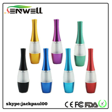 Bottom coil heating Clearomizer flower vase atomizer tumbler clearomizer
