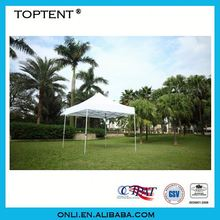 Good quality Outdoor metal roof aluminum gazebo