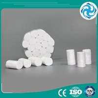 Weights insert new dental cotton roll,medical consumable products dental cotton roll