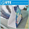 2015 supermarket promotion advertising display star shape forex stand printing