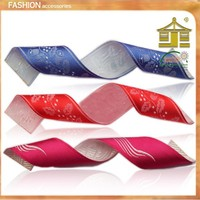 Custom printed polyester satin ribbon wholesale for bags/shoes decoration or packing