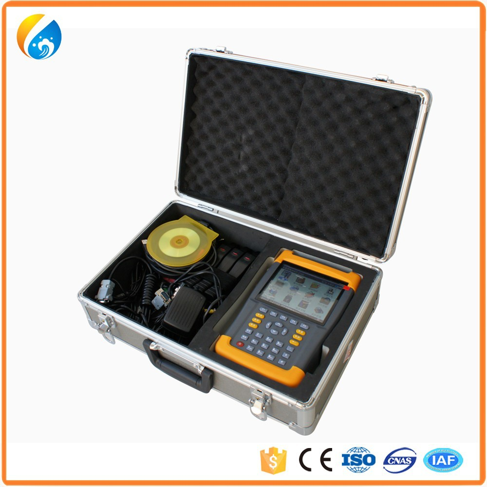 High Automation intelligent powder physical property tester power quality analyzer