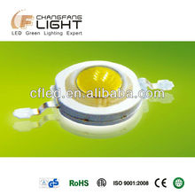 Hot selling competitive price stable long life multi-purpose 1w 120 lumen high power led