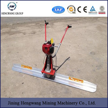 concrete laser screed leveling machine for storey construction