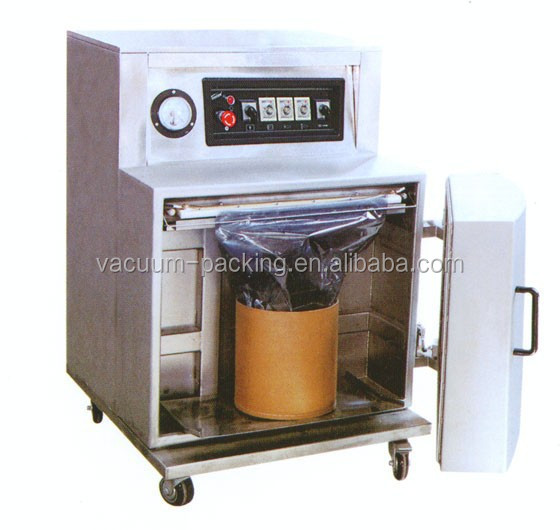 chicken meat automatic food vacuum packing machine