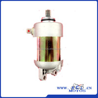 SCL-2013071311 ZY125 Motorcycle Electric System Parts of Starter Motor