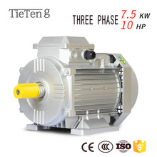 professional factory squirrel cage induction 3 phase 10hp electric motor