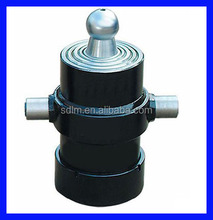 multistage hydraulic telescopic ram cylinder/small telescopic cylinder