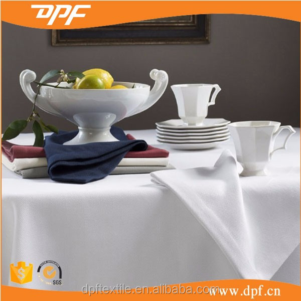 Oil-proof Hotel Table Cloth