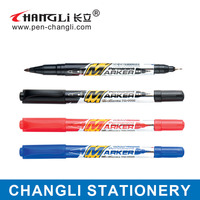 Changli bullet head and fine point marker pen