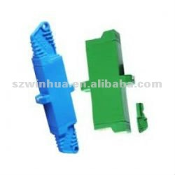 E2000 Fiber Optic Adapter, Fiber Adapter