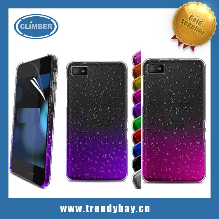 transparent cute case for blackberry z10