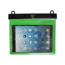 For Ipad mini 1 2 3 4 OEM Customized Universal DustProof Plastic PVC Water proof Pouch Dry Bags Cover Tablet Case