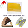 footwear hot melt glues for bonding foot insole fabric and foam glues