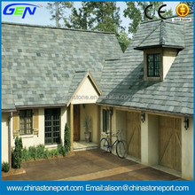 Beautiful Cheap Green Natural Slate House Roofing Tiles