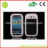High Quality Metal Aluminum Water/Duty Proof Case Cover For Samsung Galaxy S3 i9300