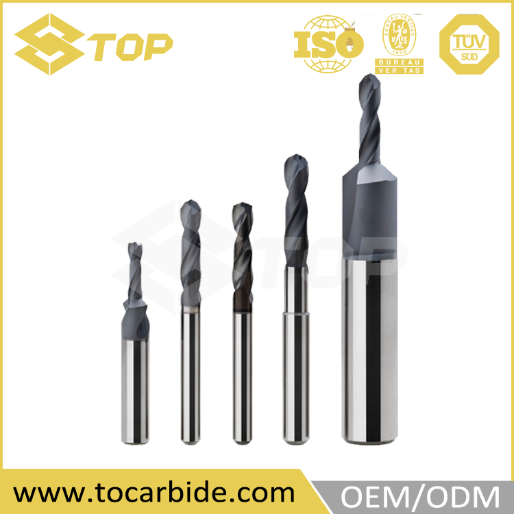 OEM design cnc milling tools, solid carbide end mill d2 3mm, tungsten carbide end mill grinder