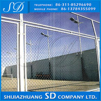 2014 On Sell High Quality 9 Gauge Chain Link Wire Mesh Fence