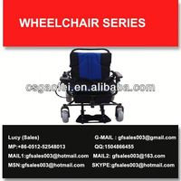 wheel chairs used for mini power wheelchair wheelchair hot sell