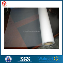 LDPE plastic wrapping film on rolls for furniture decoration