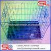 Many colors Economical welded dog cage,Household pet cage,sloping dog cages .