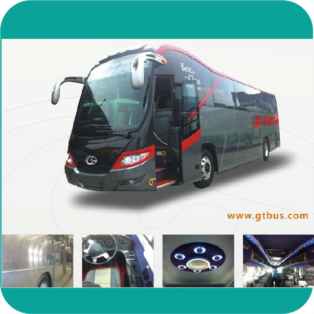 good price transportation coach and bus GTZ6120 selling