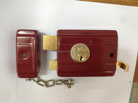 best selling house door lock , rim lock ,safety lock