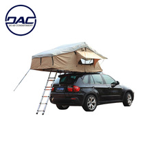 Folding 4WD Truck Camper Trailer roof top Tent Large Size