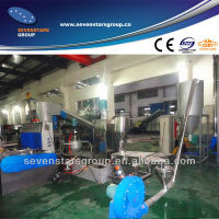 PP PE Film plastic recycling granulator