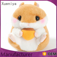 Popular Animal Plush Toy Lovers Doll Birthday Giift Soft Hamster Toy