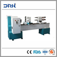 automatic CNC wood copy lathe wood working turning lathe for railing
