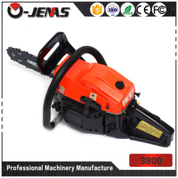 ojenas 38cc 0.52L 2-stroke cheap chainsaw 3800