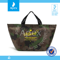 Army Green Tote Bag Whole Foods Lunch Bag